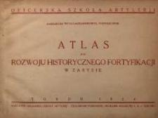 """Atlas do """"Rozwoju historycznego fortyfikacji w zarysie"""""""