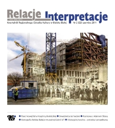 Relacje-Interpretacje, 2011, nr 2 (22)